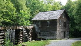 Mingo Mills. In North Carolina Stock Photo
