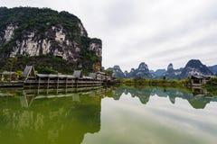 Mingshi pastoral Royalty Free Stock Images