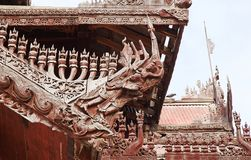 Mingun bell Myanmar Stock Photos