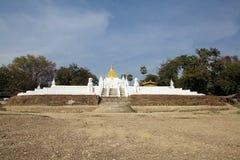 Mingun Pahtodawgy Myanmar Fotografia Stock Libera da Diritti