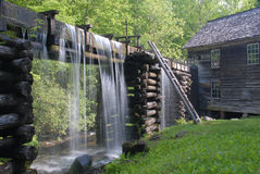 Mingus Mill Royalty Free Stock Images