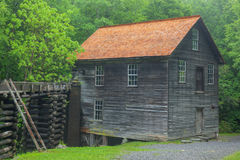 Mingus Mill, Great Smoky Mountains Royalty Free Stock Photo