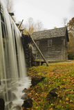 Mingus Mill, Great Smoky Mtns NP Stock Photos