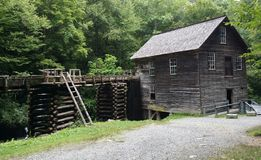 Mingus Mill Stock Image