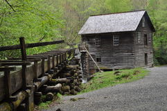 Mingus Mill Tn. Stock Photos