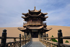 Mingyue Pavilion Royalty Free Stock Photos
