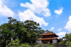 Minh芒市坟茔  免版税库存图片