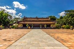 Minh Mang gravvalv, Vietnam Arkivbilder