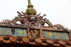 Minh Mang Royal Tomb Hue - Vietnam Asia. Minh Mang Royal Tomb Hue a beautiful place - Vietnam Asia stock image