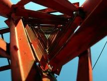 Minha antena Imagem de Stock Royalty Free