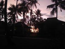 Minha casa da ilha Imagem de Stock