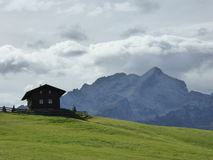 Minha casa em Baviera foto de stock