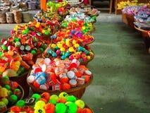 Minha compra do fim de semana no mercado local Imagem de Stock Royalty Free