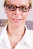 Minha face Imagem de Stock