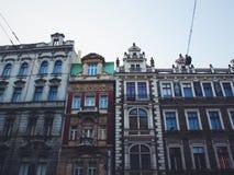 Minha HOME é meu castelo Fotografia de Stock Royalty Free