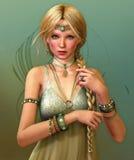 Minha jóia ilustração royalty free