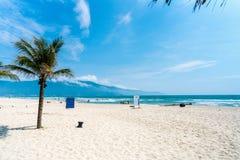 Minha praia de Khe imagens de stock