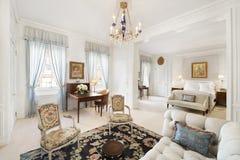 Minha sala de visitas Foto de Stock Royalty Free