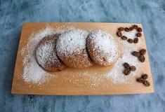 Minhas cookies favoritas Fotografia de Stock