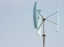 Mini énergie éolienne Photo stock