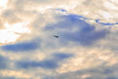 Mini Airplane Foto de Stock Royalty Free