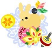 The Mini Animal  -Rabbit- Royalty Free Stock Images