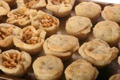 Mini Apple Pastries Royalty Free Stock Photos