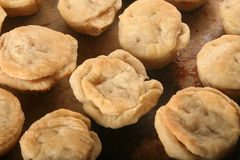 Mini Apple Pies Royalty Free Stock Images