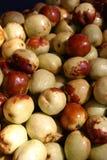 Mini apples Royalty Free Stock Image