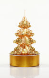 Mini arbre de Noël Photos libres de droits