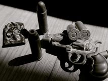 Mini-arme à feu Photos stock