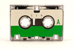Mini audio cassette Royalty Free Stock Photography