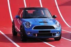 Mini auto Stock Foto's