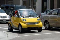 Mini automobile Images stock
