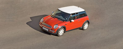 Mini automobile Immagine Stock Libera da Diritti
