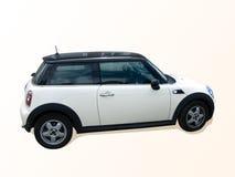 Mini automobile del bottaio Fotografia Stock