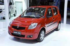 Mini automobile di Hafei Fotografia Stock Libera da Diritti