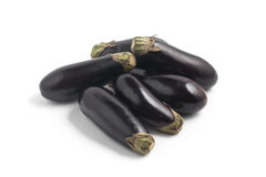 Mini Baby Eggplant Photo libre de droits