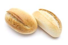 Mini baguette fraîche image libre de droits