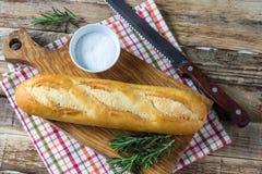 Mini baguettes françaises Photo libre de droits