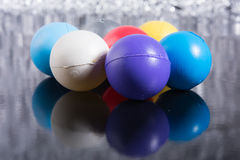 Mini Ball Stock Image