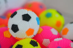 Mini ball Royalty Free Stock Image