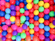 mini ballon Photographie stock