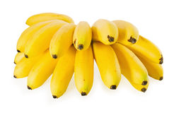 Mini banana Royalty Free Stock Images