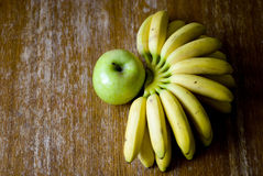 Mini-bananas Stock Photography