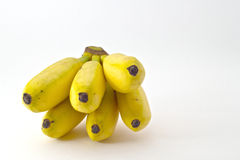 Mini bananas Fotos de Stock Royalty Free