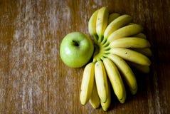 Mini-bananen Stock Fotografie