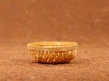 Mini Basket Royalty-vrije Stock Foto