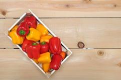 Mini bell pepper stock images