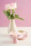 Mini besos de merengue Imagen de archivo
